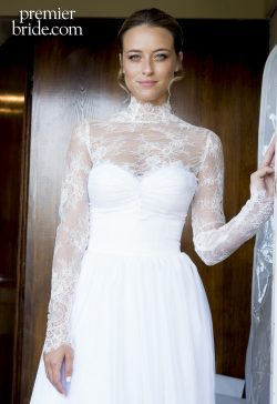 Wedding Gown Designed by Inbal Dror