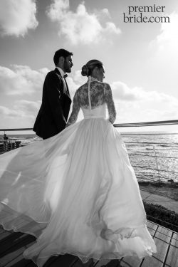 Bride and Groom in Israel