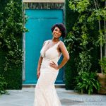 Bride's Gown from Providence Place Bridal Boutique