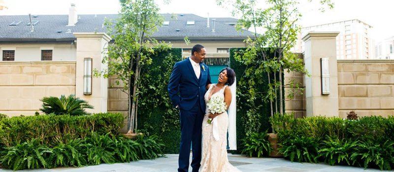Surprise Wedding at The Stoneleigh in Dallas Texas